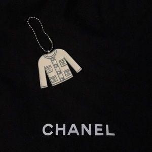 Chanel keychain